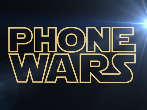 Phone Wars - Apple vs. Android