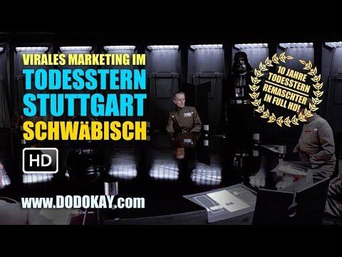 dodokay - Virales Marketing im Todesstern Stuttgart - Jubiläumsausgabe HD Schwäbisch