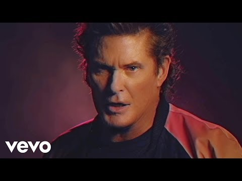 "David Hasselhoff - True Survivor (from ""Kung Fury"") [Official Video]"