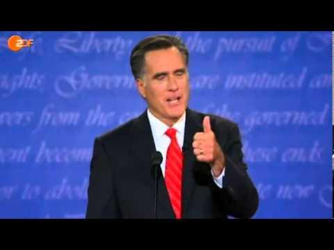 Dodokay Romney und Obama streiten auf Schwäbisch