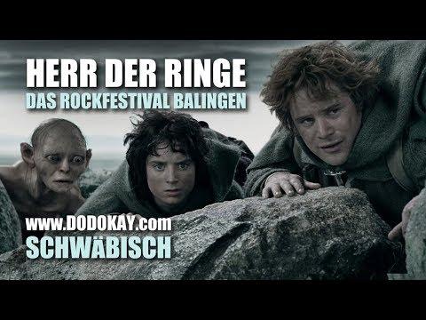 dodokay - Das Rockfestival in Balingen - Herr der Ringe - Schwäbisch