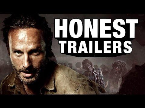 Honest Trailers - The Walking Dead