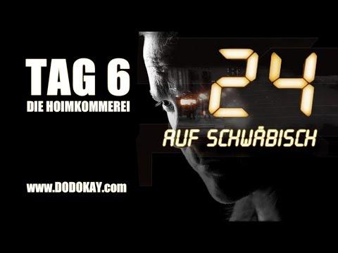 dodokay - 24 Schwäbisch - Tag 6 - Die Hoimkommerei