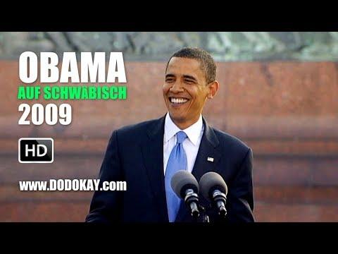 dodokay - Obama schwäbisch 2009 - Fahrräder im Hausgang