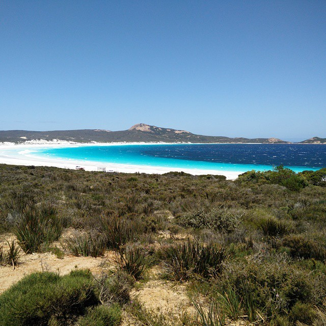 Lucky Bay, Cape Le Grand, Westaustralien
