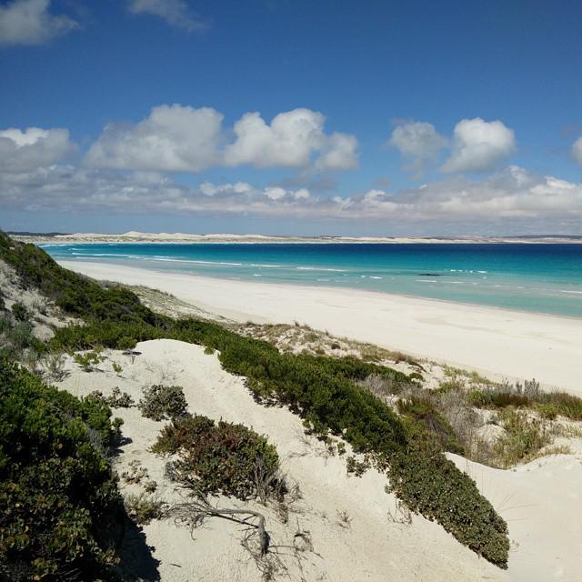 Almonta Beach, Coffin Bay, Südaustralien
