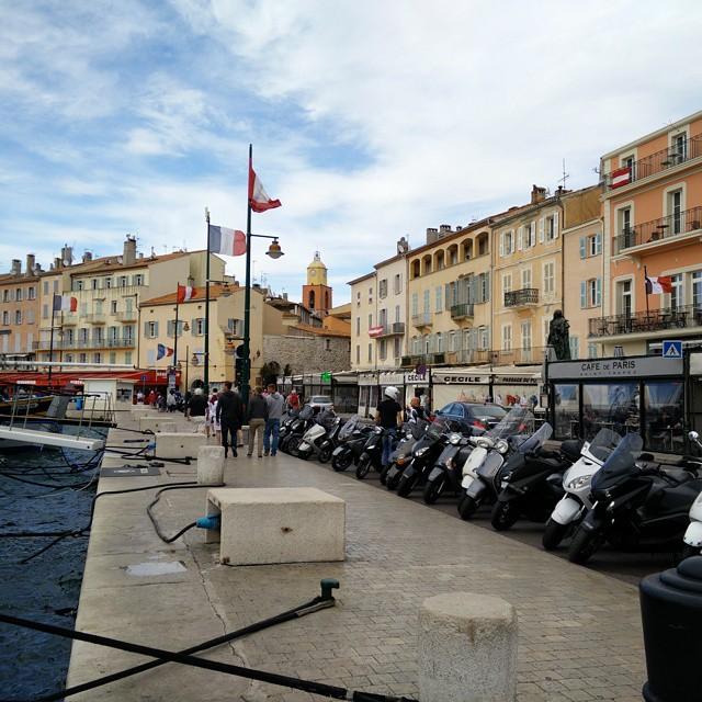 Hafenpromenade Saint-Tropez