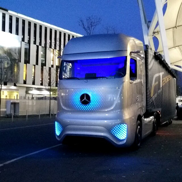Stars & Cars Future Truck