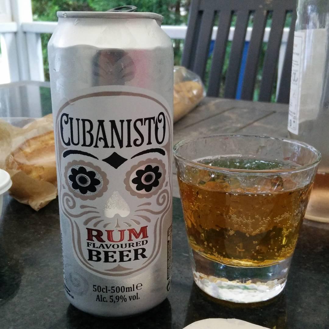 Cubanisto Rum flavored Beer
