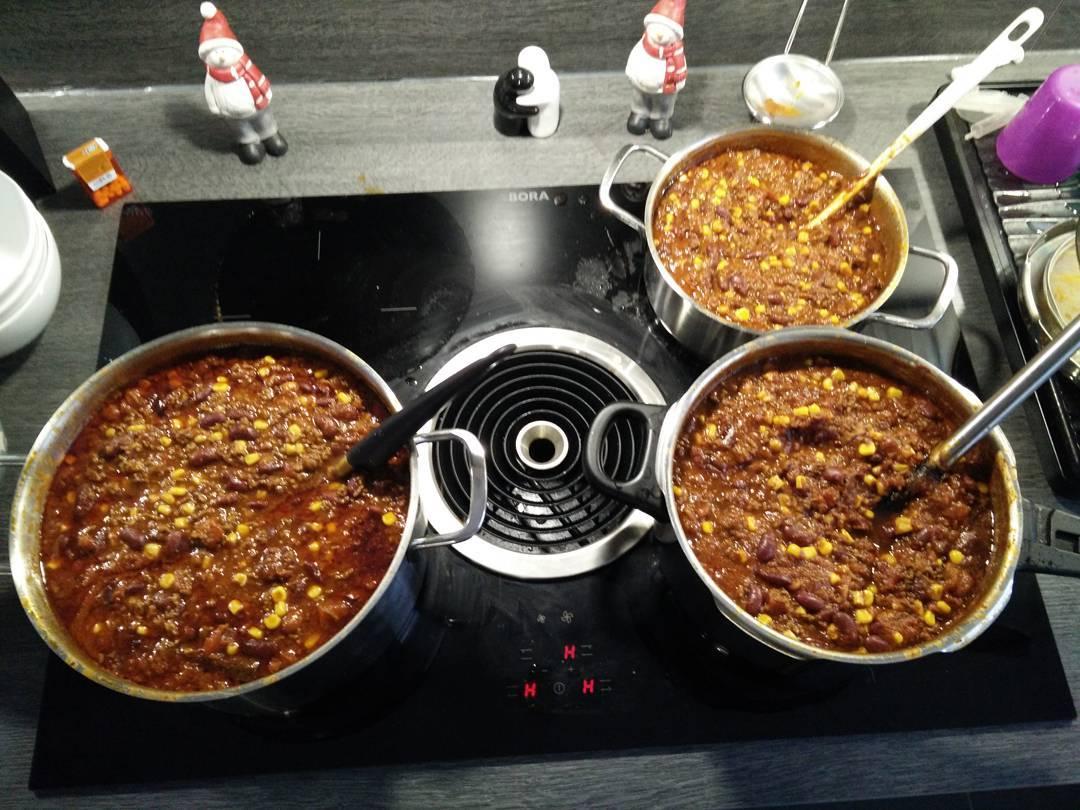 Chili Con Carne fürs Familienfest