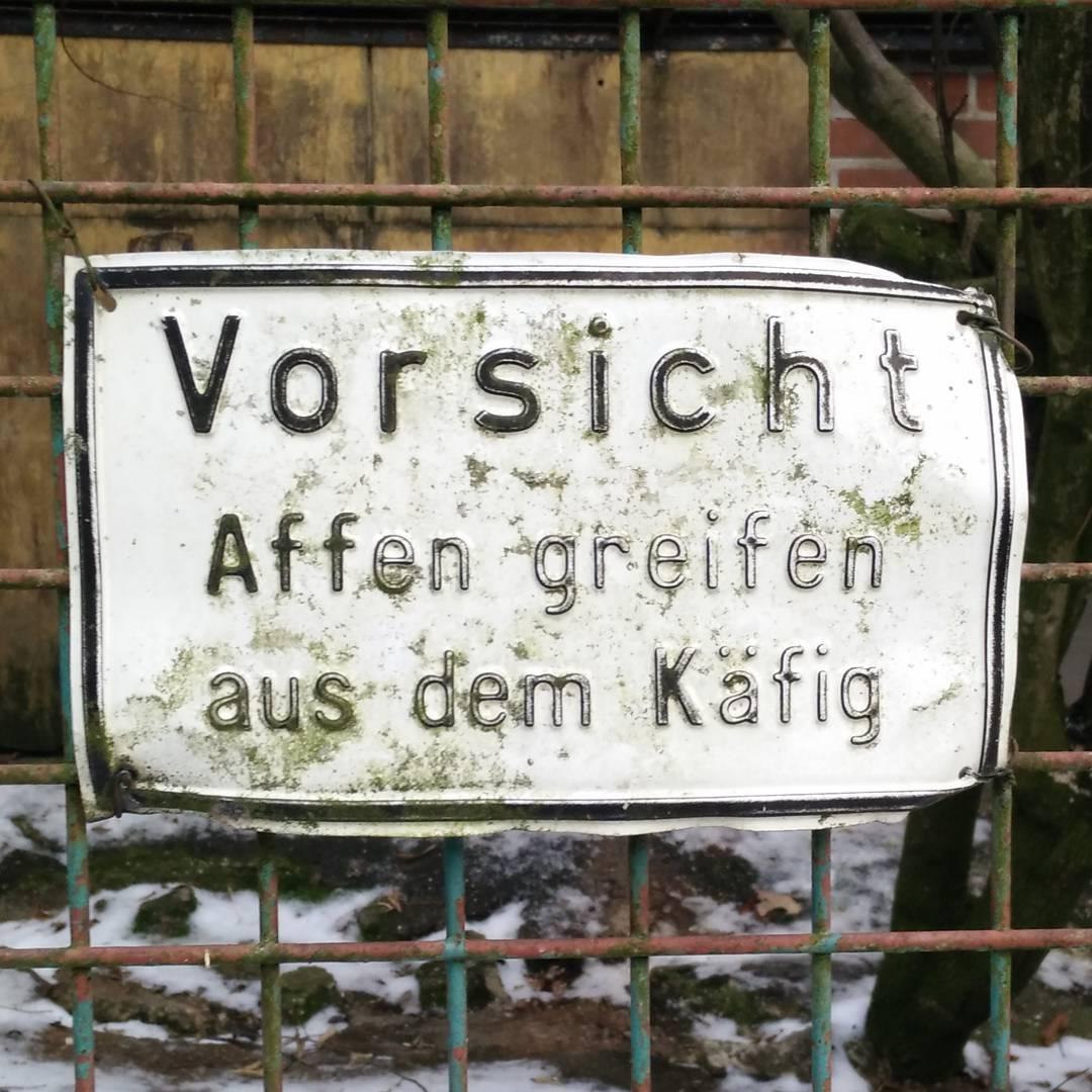 Affen Tierpark Göppingen