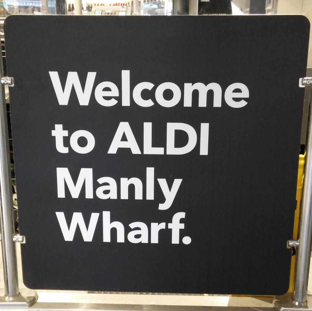 Aldi Manly