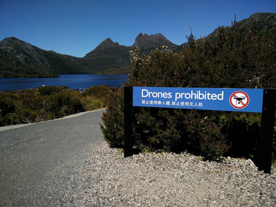 No drone photos today