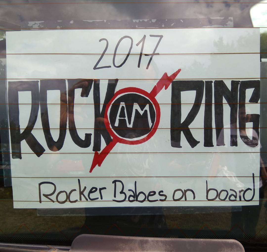 Rocker Babes on board