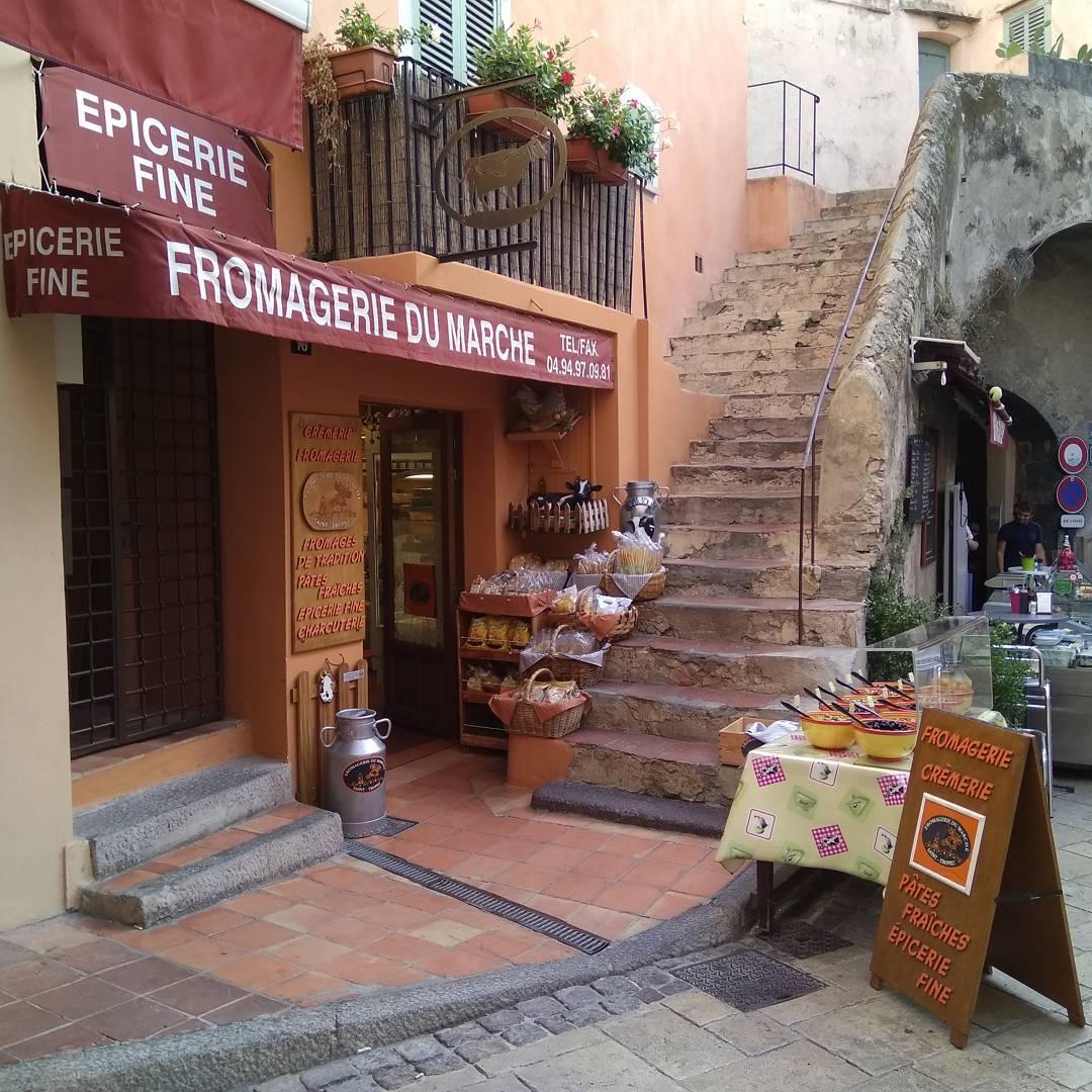Fromagerie du Marché, Saint-Tropez
