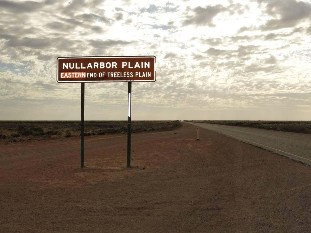 Nullarbor Plain, Eastern End
