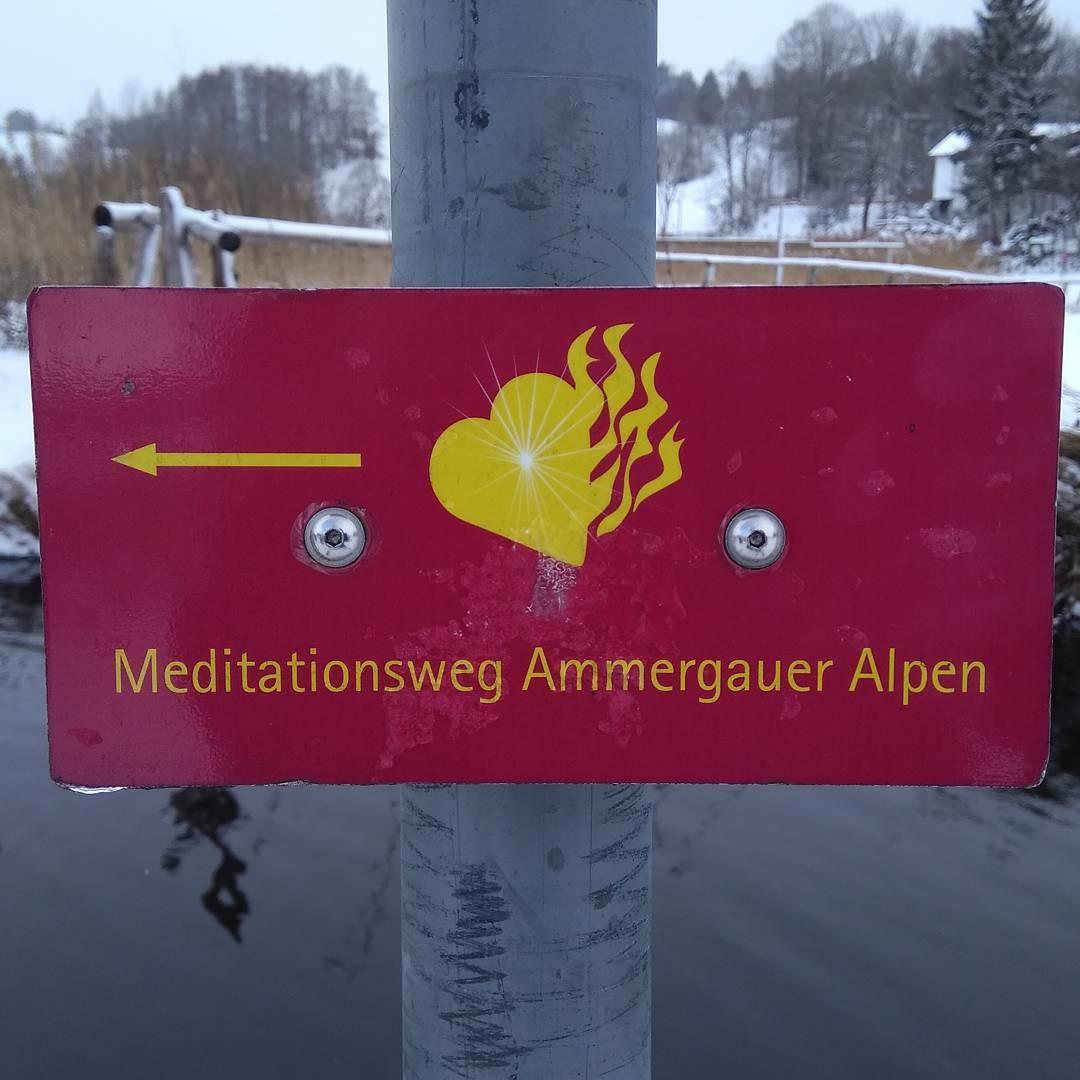 Meditationsweg am Soier See