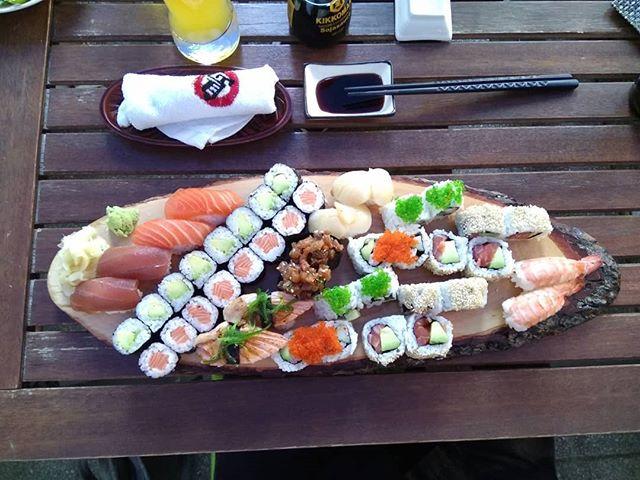 Lecker japanisch Essen 🍣 gewesen