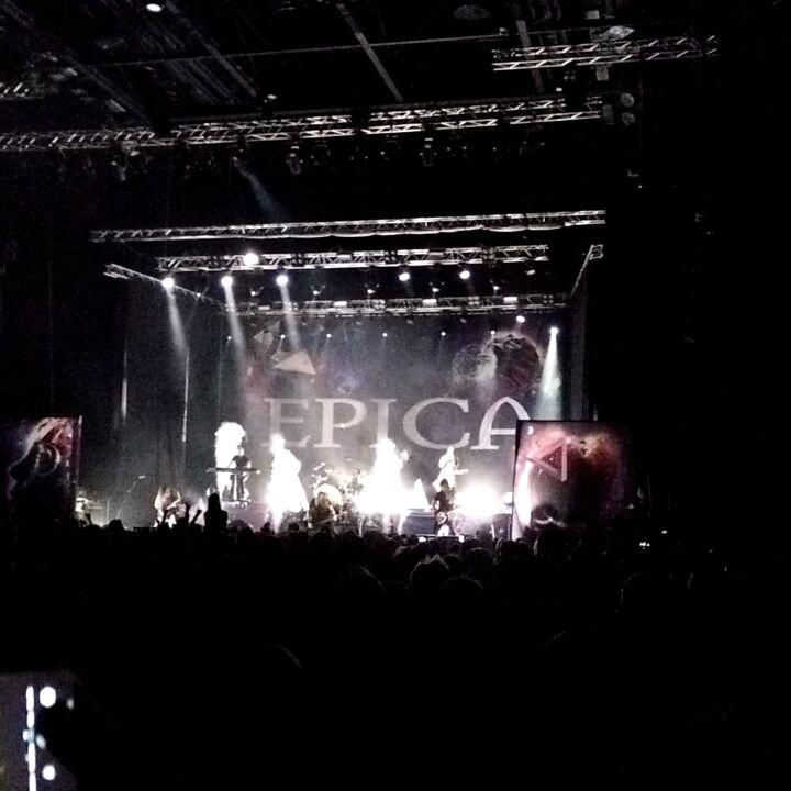 Epica Lightshow