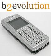 b2evolution und Nokia 6230i