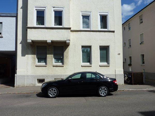 Parkarsch