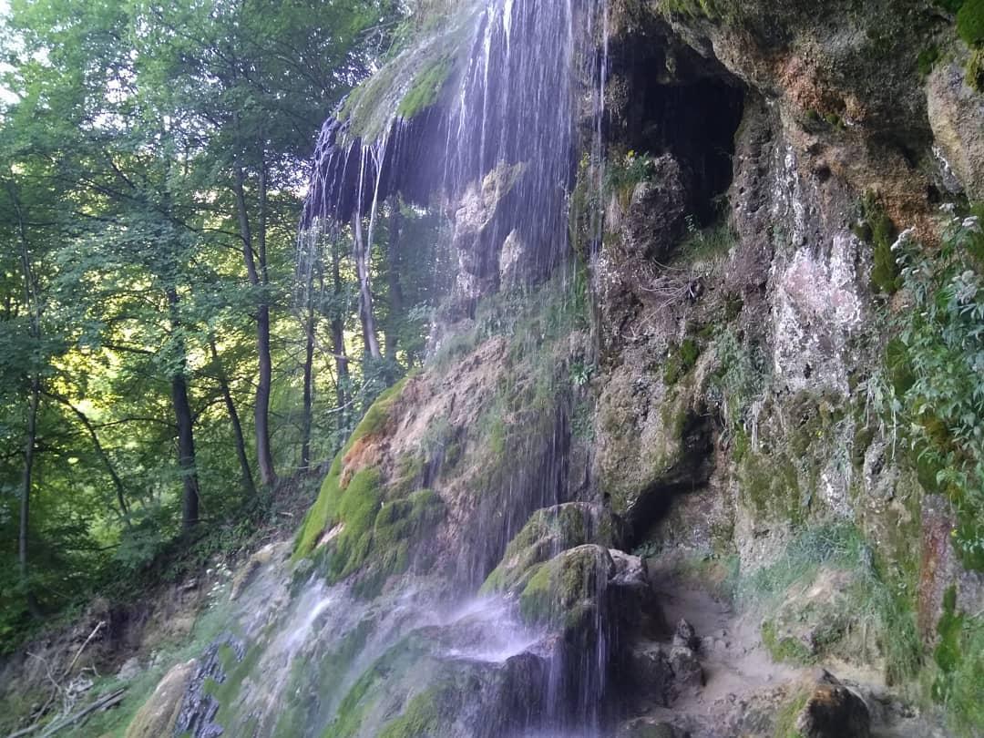 Wasserfall von Bad Urach