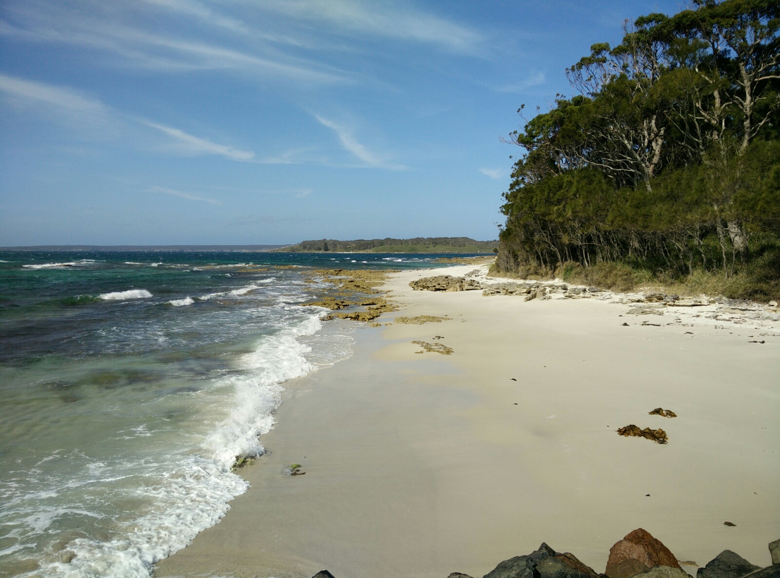 Jervis Bay: Murrays Beach Boat Ramp