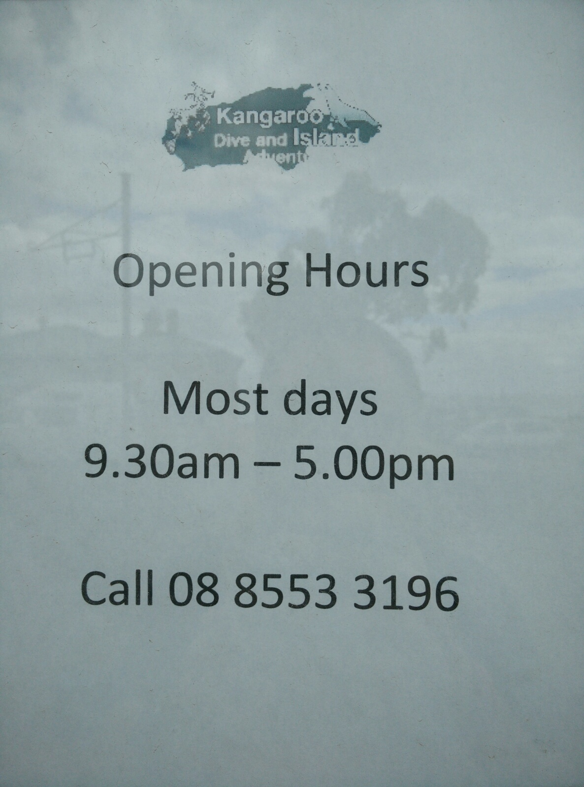 Open most days