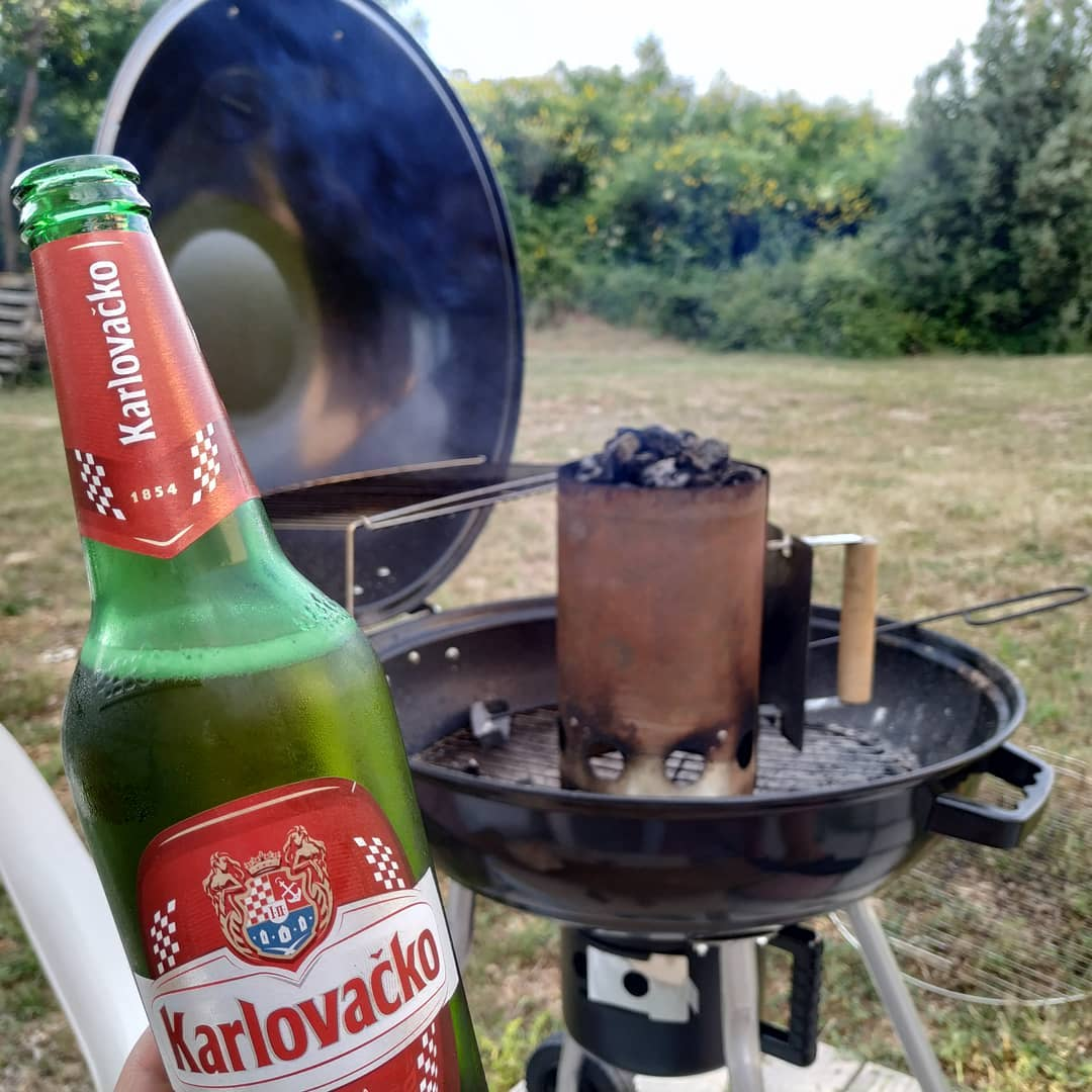 bbq time and beer o clock