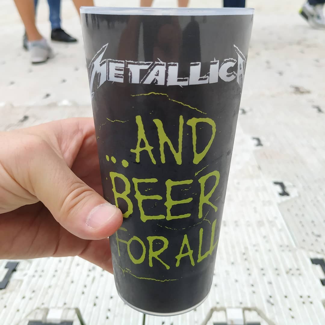 ...and beer for all!