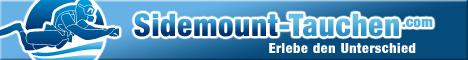 Sidemount-Tauchen