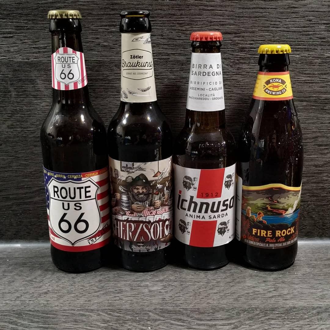 Adventsbiere aus Belgien, Sardinien, Hawaii und Deutschland