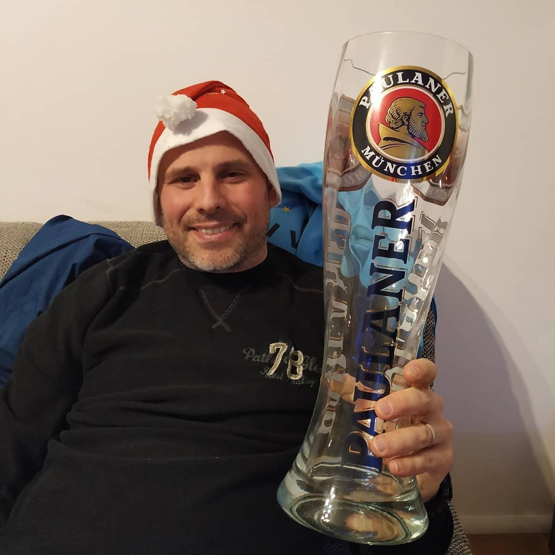 3 Liter FC Bayern Meisterglas