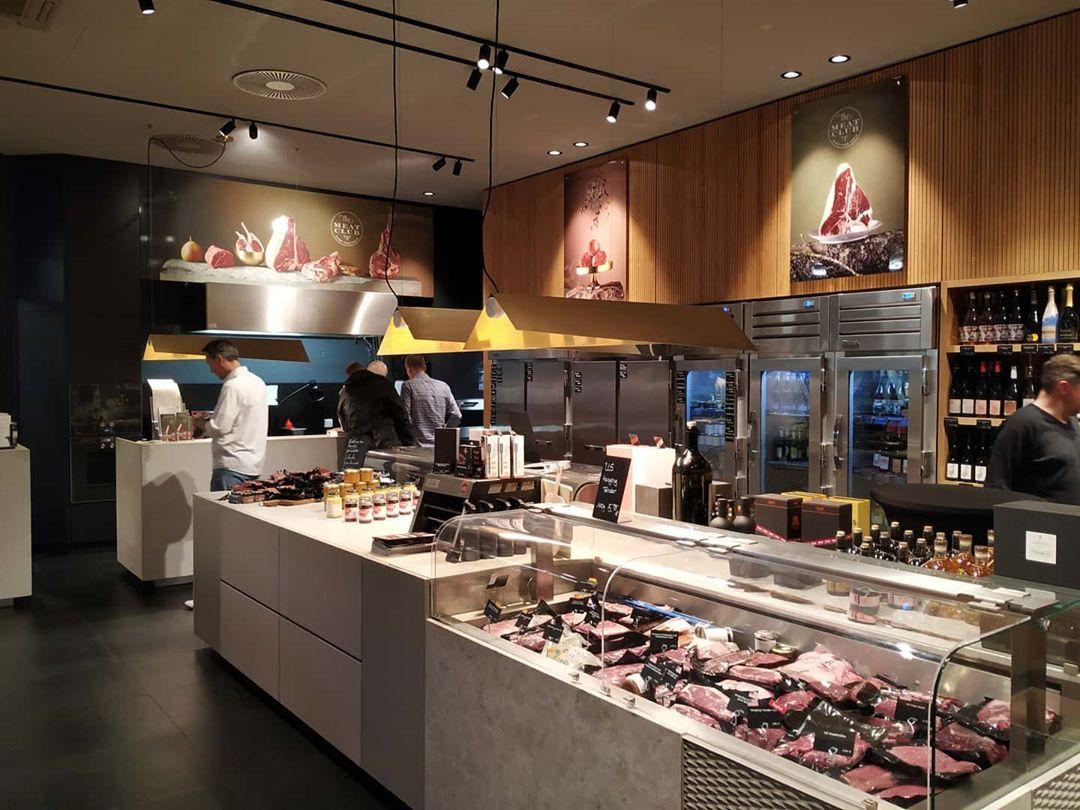 Fleisch probieren beim Meat Club in Stuttgart. Chefs Choice Tasting.
