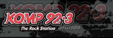 KOMP 92.3 The Rock Station Las Vegas Livestream