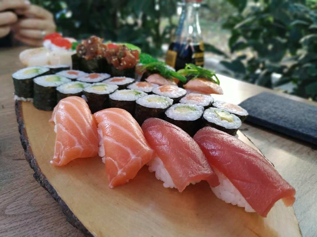 Lecker Sushi bei Shima in Stuttgart