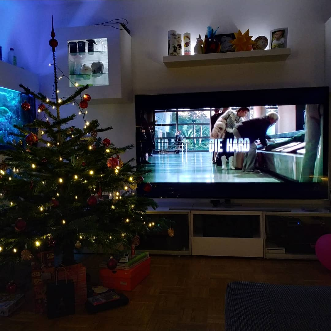 Ready for a Christmas movie