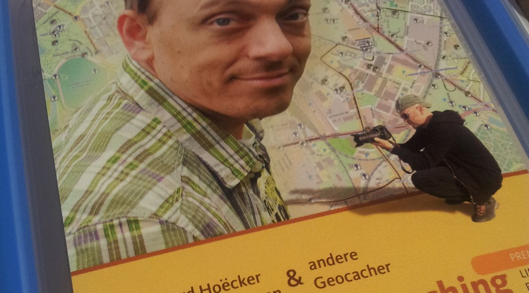 """Wir in """"Neues aus Geocaching"""""""