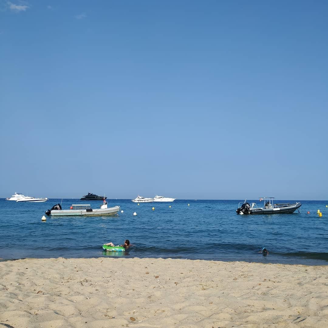 Pampelonne Beach @ Kon Tiki