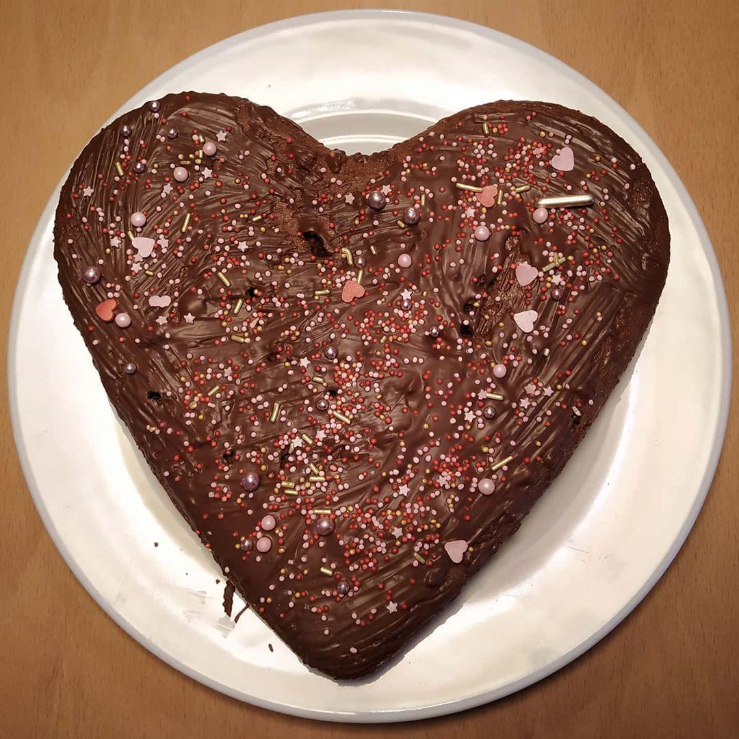 Valentinstag. Vielen Dank mein Schatz.