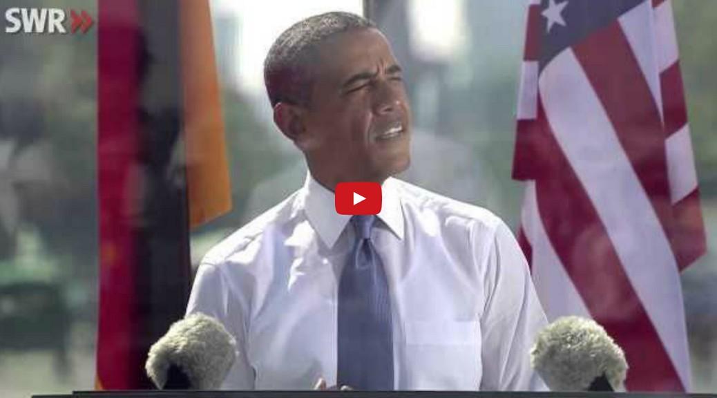 Schwäbischer Obama 2013